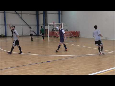 EFLT Futsal Match Day 1: Brentford FC v Southend United #RTTN
