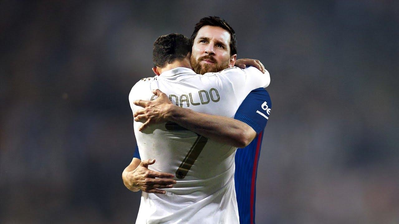 Кристиано роналдо и лионель месси вместе