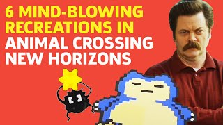 6-mind-blowing-recreations-animal-crossing-horizons