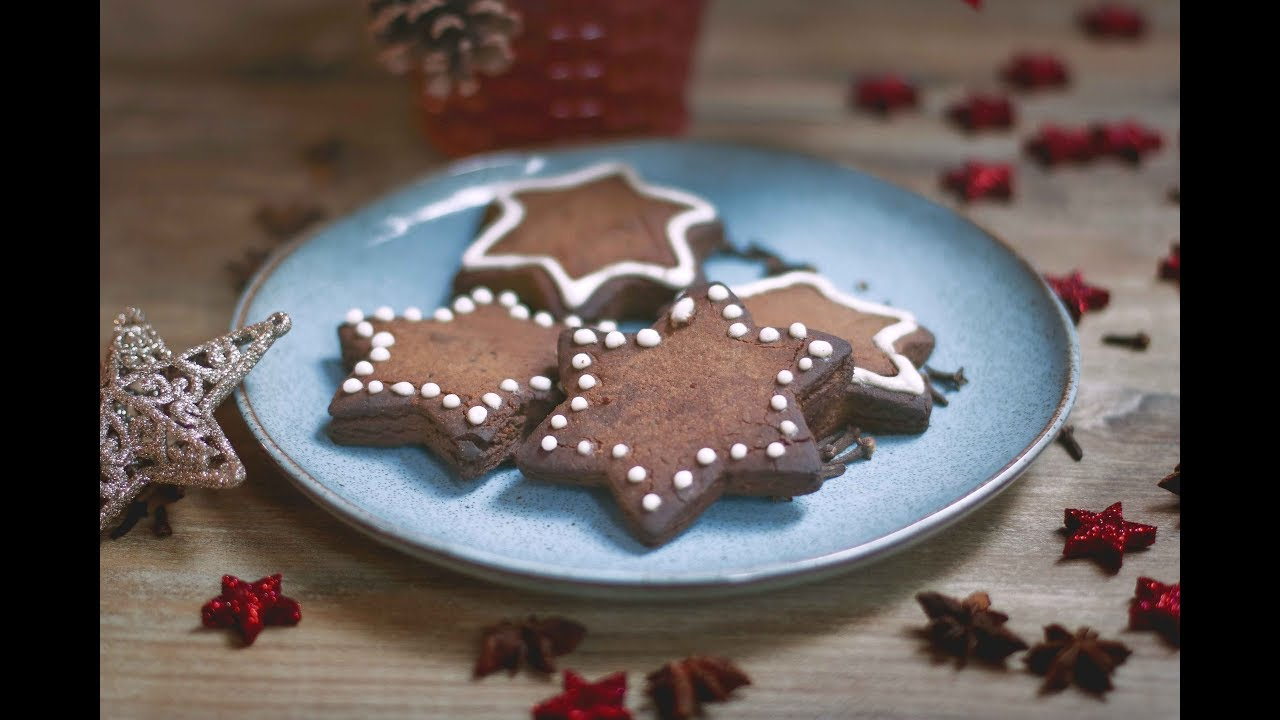 Vegan Protein Christmas Cookies For Fitness Health