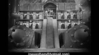 Wailing Metropolis - Fritz Lang + The Cure ( Wailing Wall )
