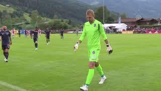 Medipol Başakşehir, hazırlık maçında Ajax'a 2-1 mağlup oldu