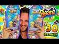 watch he video of Mighty Beanz Series 1 UNBOXING 2 MEGA PACKS en Pe Toys