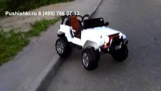 Купить детский электромобиль Barty JEEP Т010МР  полный привод на Pushishki.ru