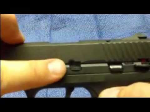 Ruger LC9 Field Strip & Assembly - EZ!