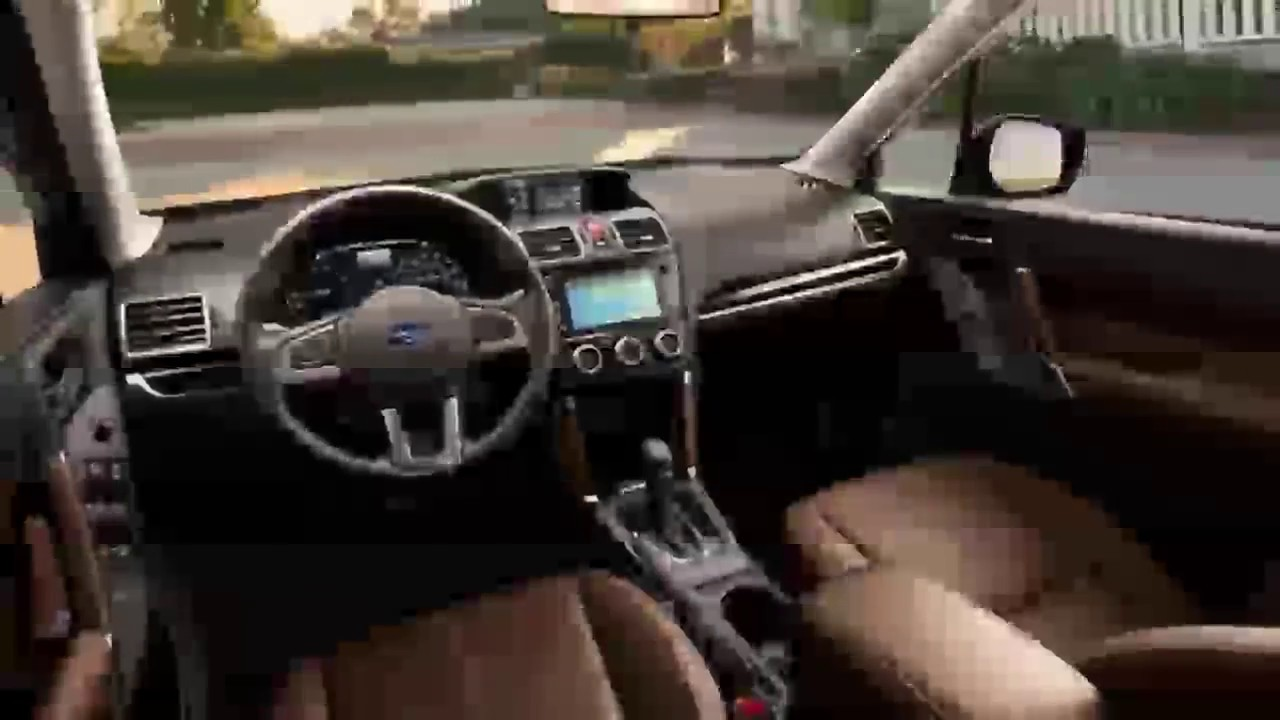 Amazing 2019 Subaru Forester Interior Youtube