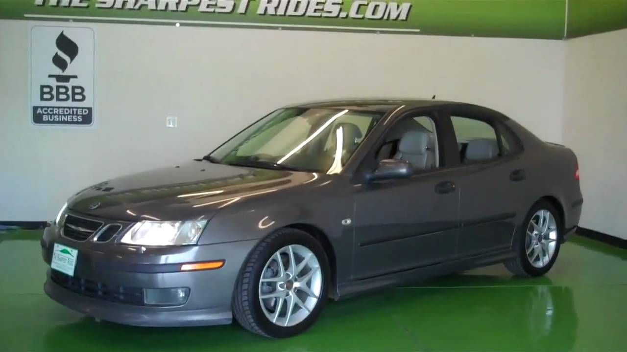 the sharpest rides 2005 saab 9 3 aero stock s4570 youtube. Black Bedroom Furniture Sets. Home Design Ideas