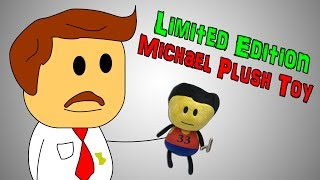 Brewstew - Michael Plush Toy