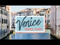 🌎 DRUNK IN VENICE & HIKING THE DOLOMITES | Venice Travel Diary