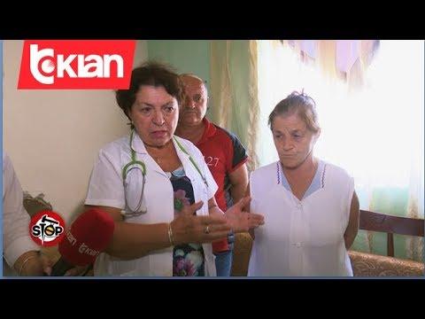 Stop - Shkoder/ Vajza e semure shkul floket, Stop con mjeket dhe Sherbimin Social! (01 nentor 2019)