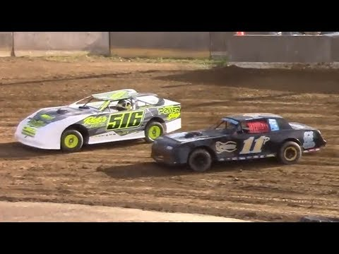 Pure Stock Heat Two | Old Bradford Speedway | 6-9-19