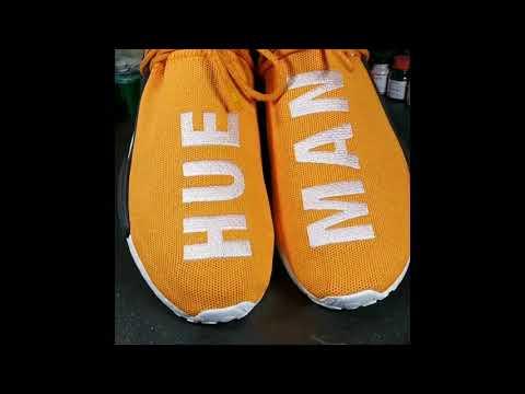Deep Clean! Pharrell Williams Human Races Adidas