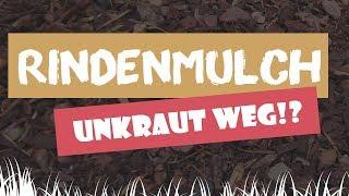 ☀ Rindenmulch Gegen Unkraut: Verschwindet Das Unkraut Für Immer?   Garten-und-Freizeit.de