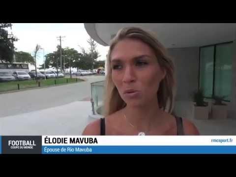 Football / Les familles des Bleus débarquent à Rio - 23/06