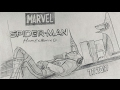 30+ Top For Spiderman Homecoming Drawing Black And White