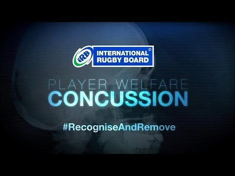 Concussion: Recognise And Remove
