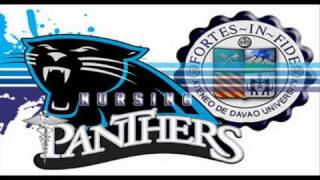 Ateneo de Davao University BS Nursing Panthers Pep Squad Cheer Music Mix  2011
