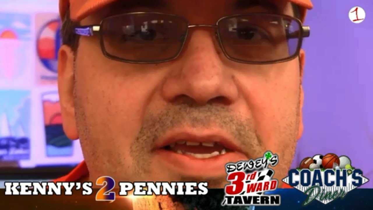 KENNY'S 2 PENNIES: The Big Dance is here & shame on Lori Loughlin (podcast)