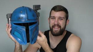 Making a Heavy Mando Helmet