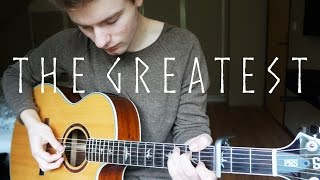 Sia - The Greatest ft. Kendrick Lamar - Guitar Cover | Mattias Krantz