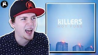 THE KILLERS HOT FUSS 2004 ALBUM REVIEW