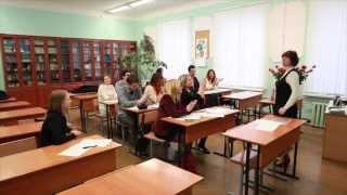 Урок литературы А класса, 10 лет спустя