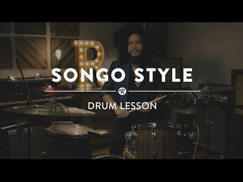 Latin Beats: Songo Style on Drums | Reverb Drum Lesson w/ Daniel Villarreal