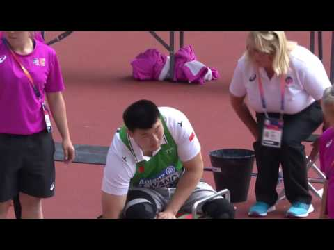 Men's Javelin F34 | Final | London 2017 World Para Athletics Champs