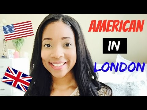 AMERICAN IN LONDON - TOP 7 THINGS TO EXPECT