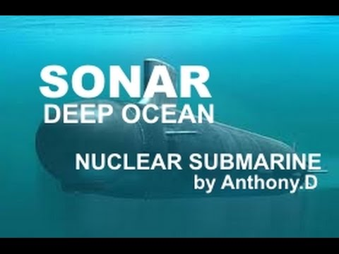 Submarine Sonar Ping Sound - Deep Dive