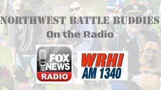 ⭐️What is Northwest Battle Buddies?    Shannon Walker discusses LIVE (4/20/18)