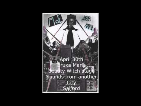 MoE+Bruxa Maria tour dates April/May 2017