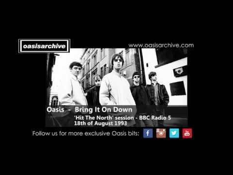 Oasis - First EVER radio session: Hit The North 1993 - COMPLETE RARE!