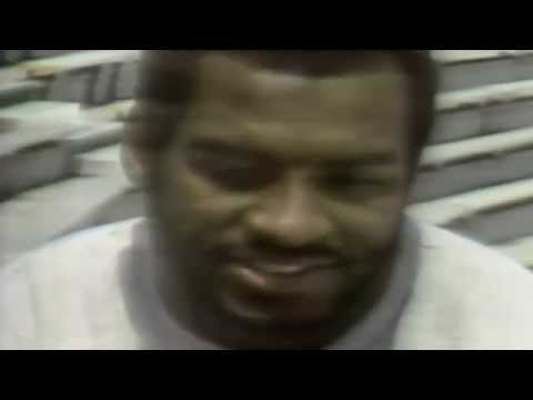 USFL Control Central 1984 - Interview with Stallions RB Joe Cribbs