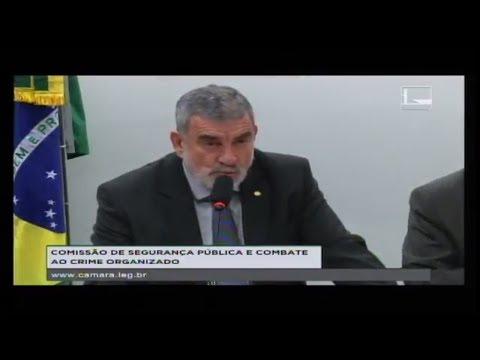 SEGURANÇA PÚBLICA E COMBATE AO CRIME ORGANIZADO - Audiência Pública - 18/04/2018 - 16:15