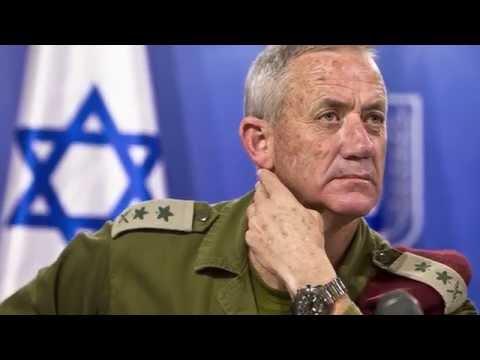 The Watchman Episode 9: Former IDF Chief of Staff Gen. Benny Gantz Breaks Down the Middle East