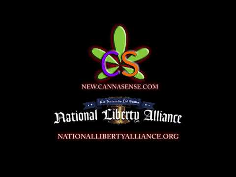Team 2.0 and The National Liberty Alliance Discussing the Rights of Cannabis Patients