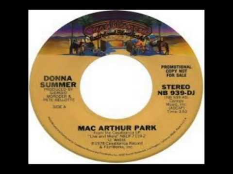 Donna Summer - Macarthur Park (1978)