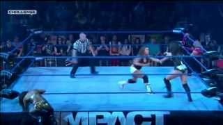 Sarita & Rosita vs. Mickie James & Velvet Sky