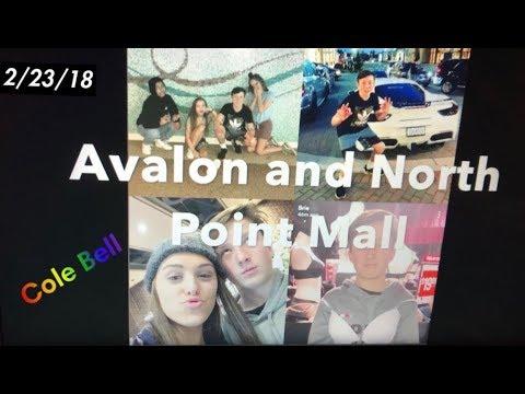 Avalon And North Point Mall Dares!!! Ferrari Found
