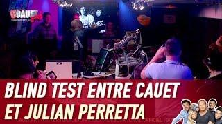 Blind Test vénère entre Cauet et Julian Perretta - C'Cauet sur NRJ
