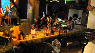 Pirates des Caraïbes au camping du Mas Manyères