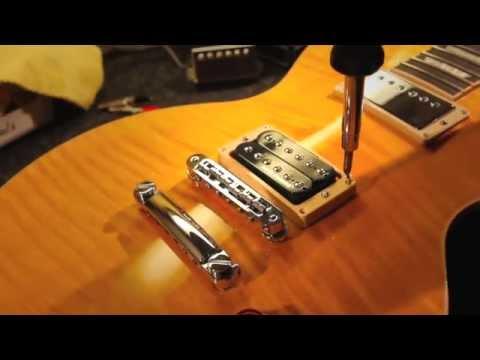 Gibson Quick Connect Solderless Guitar Pickups - Gibson Quick ...