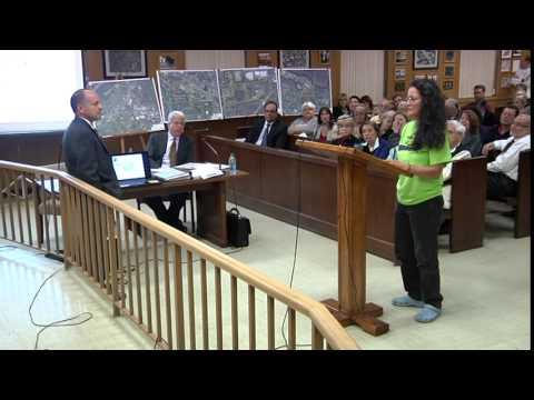 Berkeley Heights Public Hearing 9-22-2014