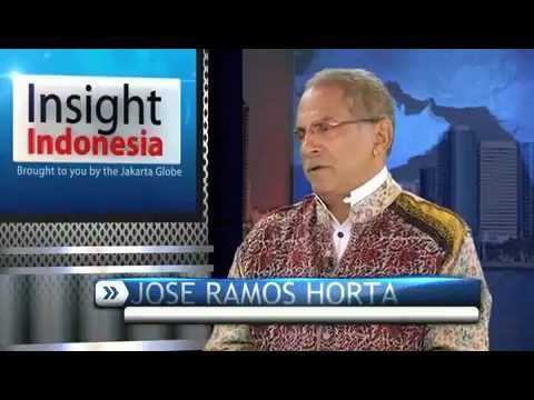 Insight Indonesia: Jose Ramos Horta on Peace and Reconciliation