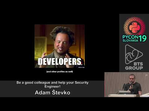 Image from Be a good colleague and help your Security Engineer!