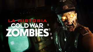 "La Historia de ""Die Maschine"" Call of Duty: Black Ops Cold War Zombies"