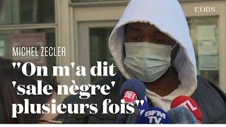 Michel, producteur de musique, noir, tabassé par des policiers raconte son calvaire