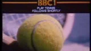 Continuity Titles - Play Tennis - Abba