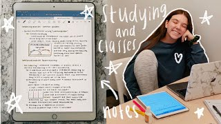 College Vlog: Busy Days in My Life - Classes & Studying - Michigan State University
